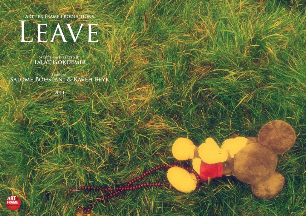 leave poster small