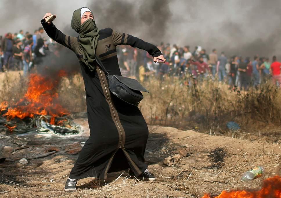gaza-protester